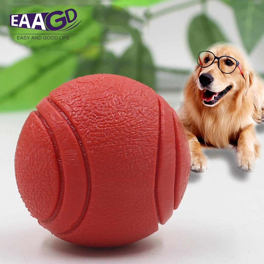 1Pcs Funny Dog Toys for Small Dogs Interactive Play Chewing Training Pet Supplies Ball Chew