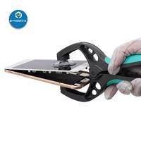 Присоска PHONEFIX мобильный телефон, инструменты для открытия ЖК-экрана, инструмент для ремонта Samsung, iPhone с подарками