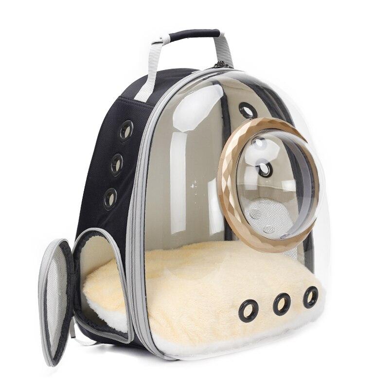 Portátil dobrável malha gato saco ao ar livre respirável macio gato portador de transporte para gatos viagem sacos de ombro produtos para animais estimação ab50xd
