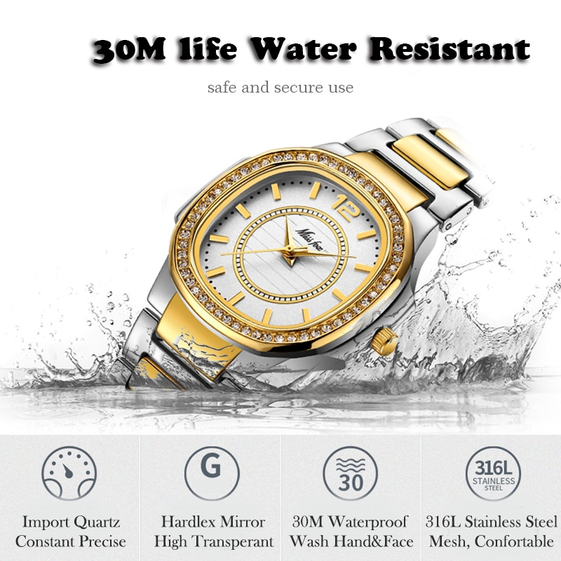 Fashion Women Watches Geneva Designer Quartz Ladies Watch Top Luxury Diamond Relogio Gold Wrist Watch Gifts Women Regarder enlarge