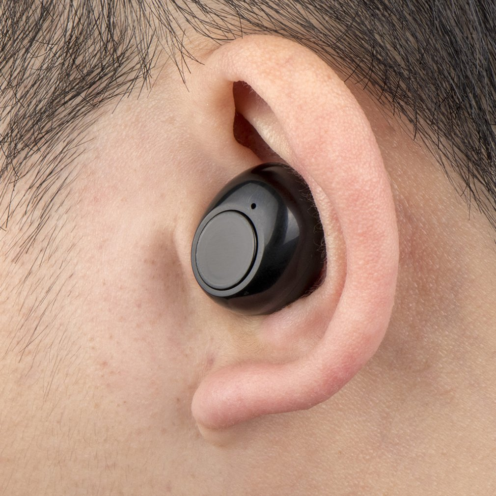 Ergonomic Design Durable And Practical Rechargeable Sound Amplifier The Elderly Hearing Aid enlarge