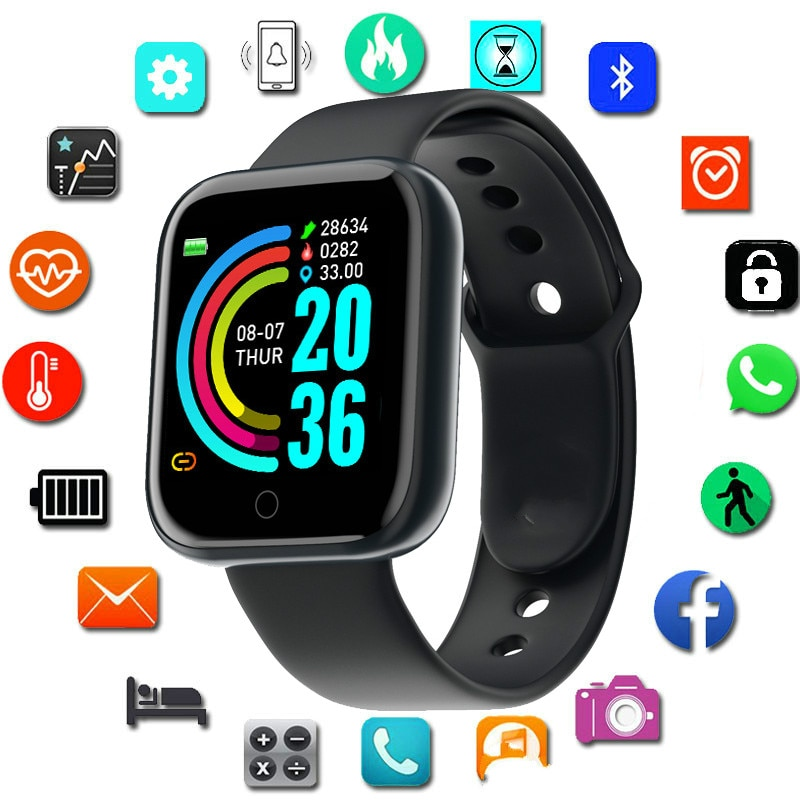 silicone led digital watch men sport women watches electronic ladies male wrist watch for men women clock female wristwatch Digital Watch Men Sport Men Watches Electronic LED Ladies Wrist Watch For Women Men Clock Female Male Wristwatch Hours relogio