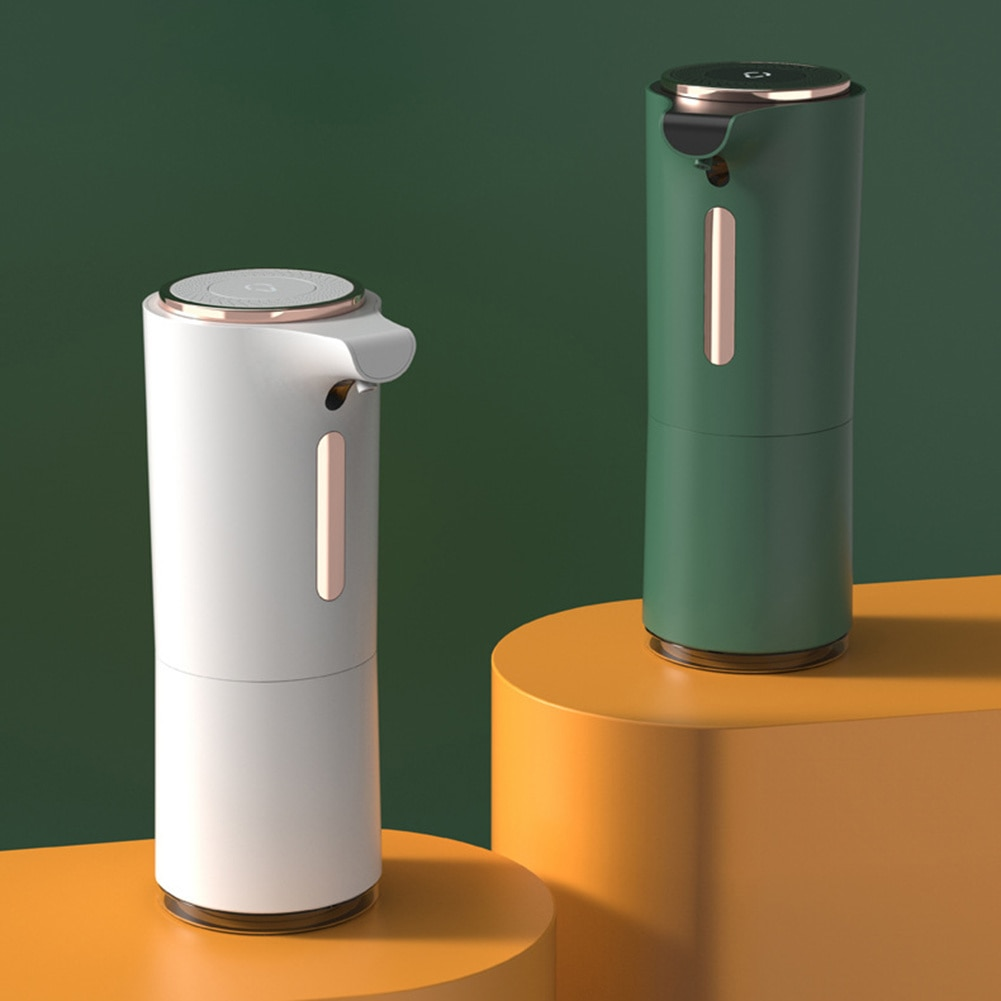 Infrared Induction Foam Soap Dispenser Auto No Touch Sensor Bubble Machine Smart Spray Disinfect Handwashing Machine