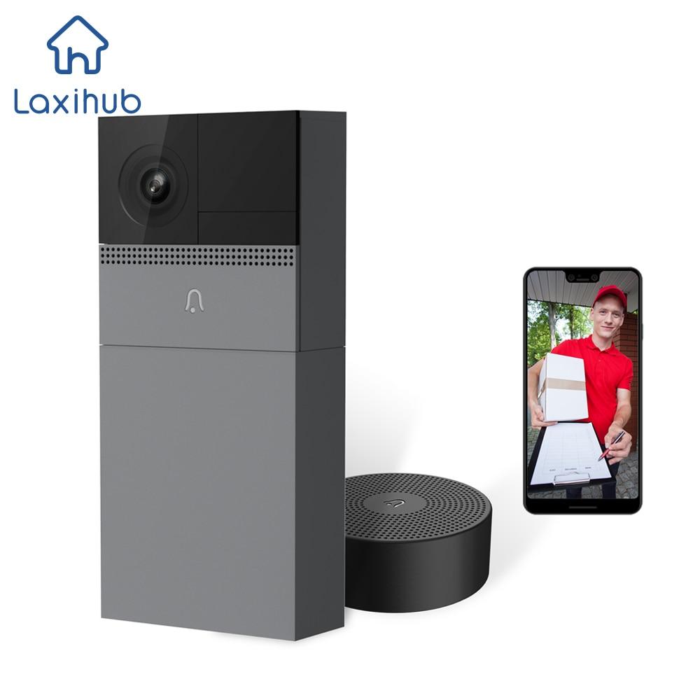 Doorbell Camera WiFi 1080P Door Bell Smart Wireless Intercom Security IP Video for Home IR Alarm IP65 Ring Chime Battery Cameras enlarge
