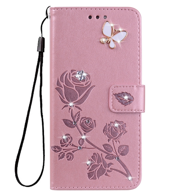 Brieftasche Abdeckung für Alcatel U5 HD 3G 4G Leder Flip Fall für Alcatel U5 4047D 4047Y 5044D 5044Y 5047D 5047Y Telefon Fällen