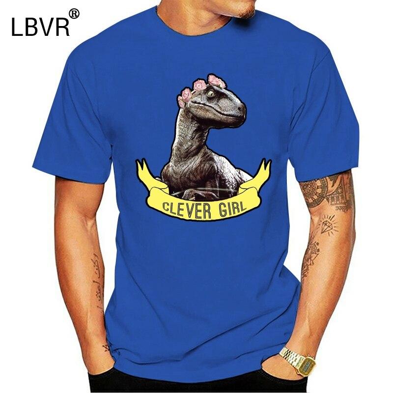 Menina inteligente t camisa dinossauro velociraptor dinossauros