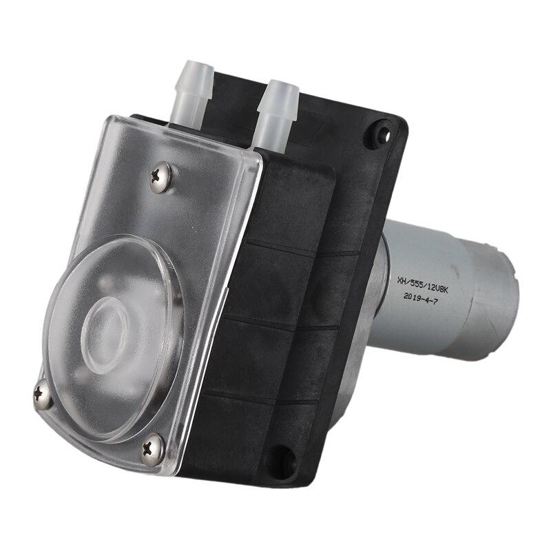 ¡Oferta! SZS bomba peristáltica de 12V, bomba de corriente Micro-constante, manguera de gran flujo, bomba rápida con flujo máximo de Motor de 2000ml