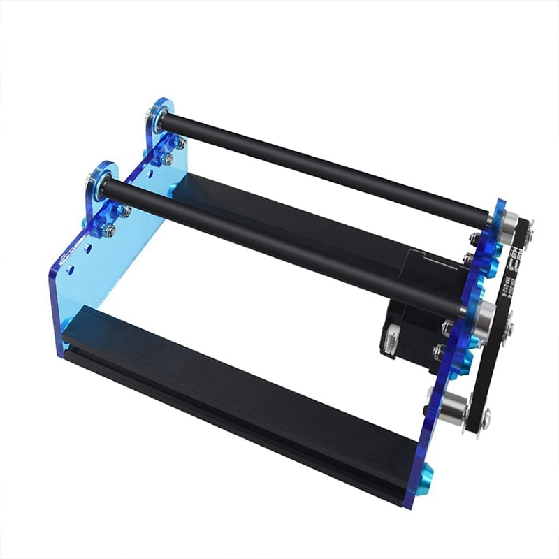 3D Printer Engraving Machine Y-Axis Rotary Roller Engraving Module for Engraving Cylindrical Object Cans Y-Axis Rotary
