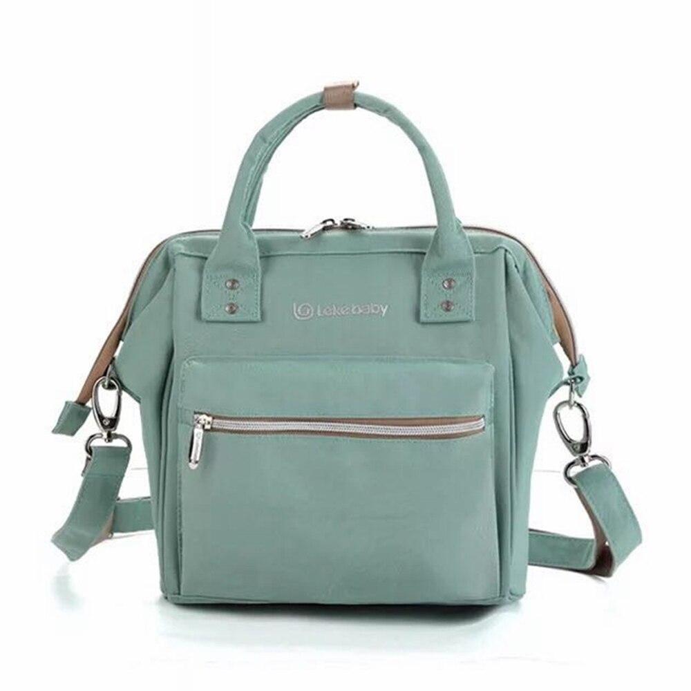 Модная сумка Luiertas для мокрых детских подгузников, рюкзак, подгузники для мам, органайзер для мам, сумка, материал, мини 2020 недорого