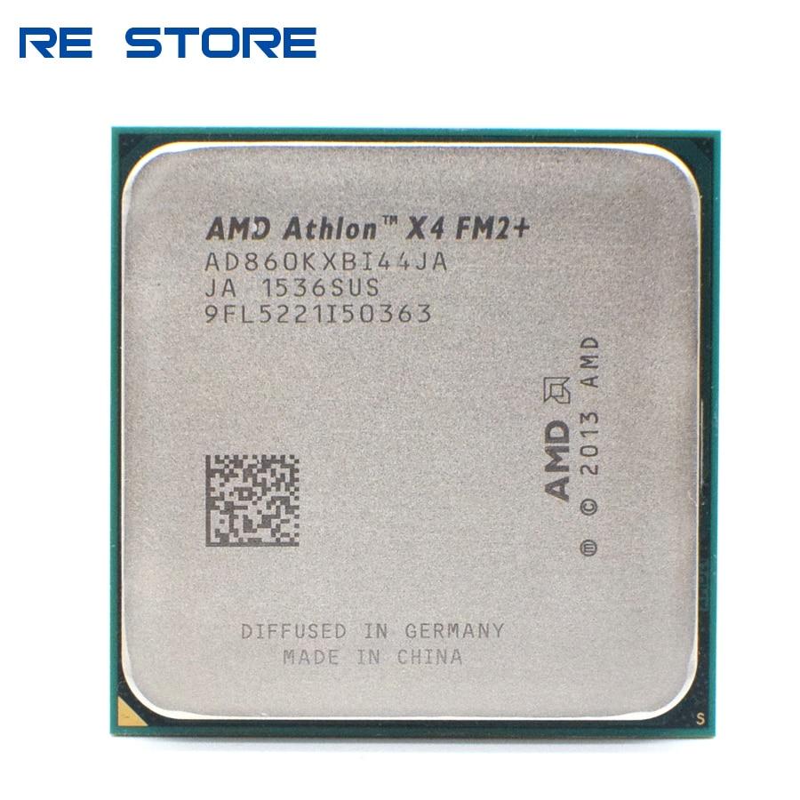 Amd athlon x4 860 k 860 k 3.7ghz processador cpu duad-core ad860kxbi44ja soquete fm2 +