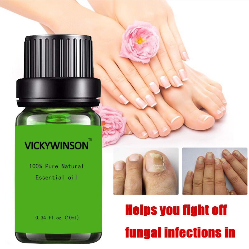 Fungal Nail Treatment Essence Nail and Foot Whitening Toe Nail Fungus Removal Feet Nail Care Essenti