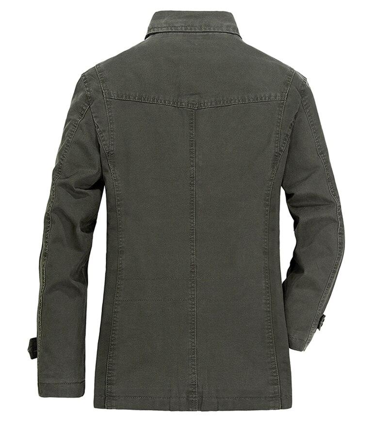 Nueva chaqueta vaquera informal para hombre, 100% de algodn, abrigo de negocios para hombre, ropa de marca con estilo para oto