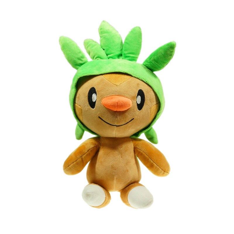 Chespin Plush Boneca Figura Dos Desenhos Animados Toy 16CM 72G