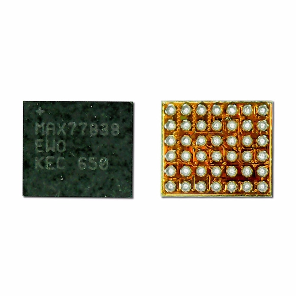 100% probado alta calidad MAX77838 pequeña banda base de gestión de energía IC para Galaxy S7 Edge