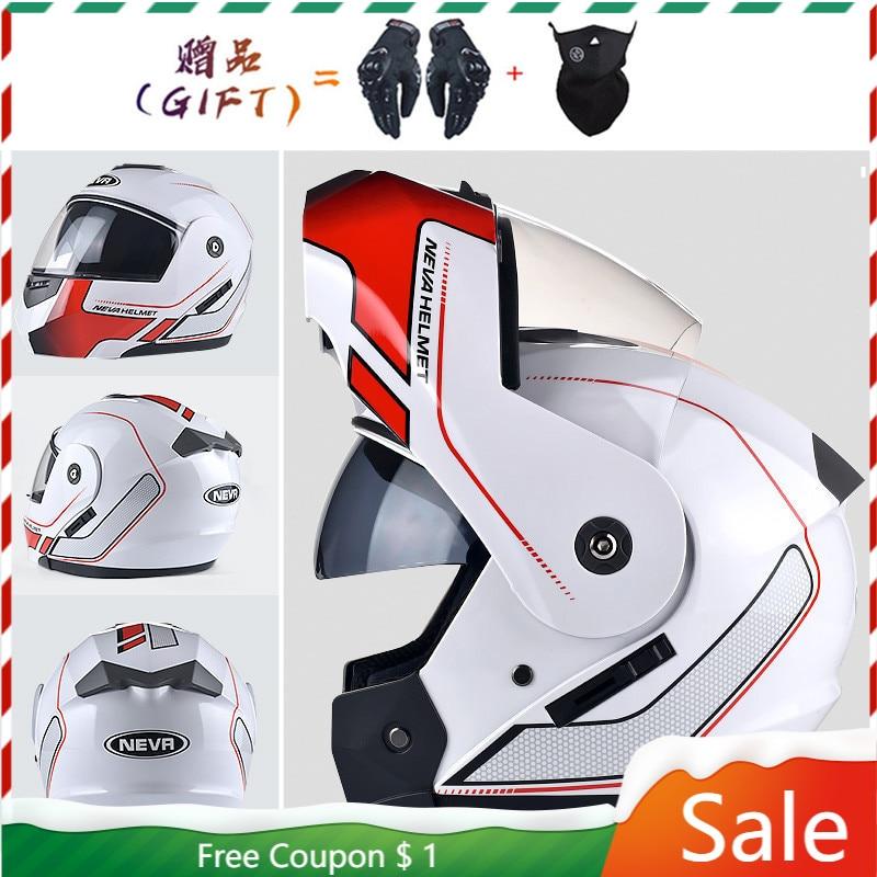 كاسكو-خوذة دراجة نارية كاملة الوجه ، خوذة أمان معيارية كاملة الوجه ، محرك انحدار متكامل