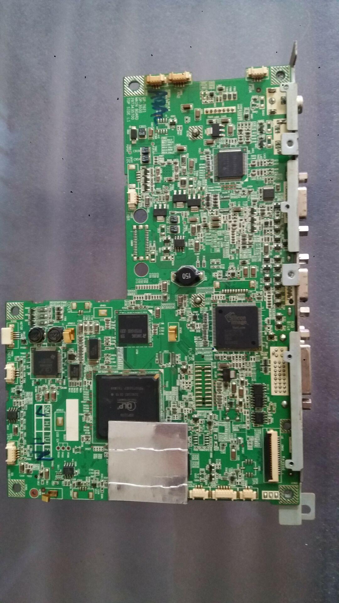 Proyector principal placa madre del Panel de Control para Optoma DP72 DP-7621 2973435700, 2973437300