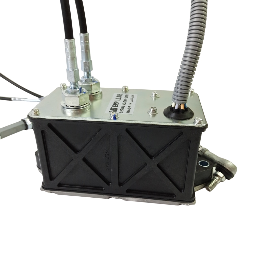 247-5231 119-0633 139-3917 Throtttle Motor Ass'y for CAT Caterpillar E320B E320BL Excavator Parts enlarge