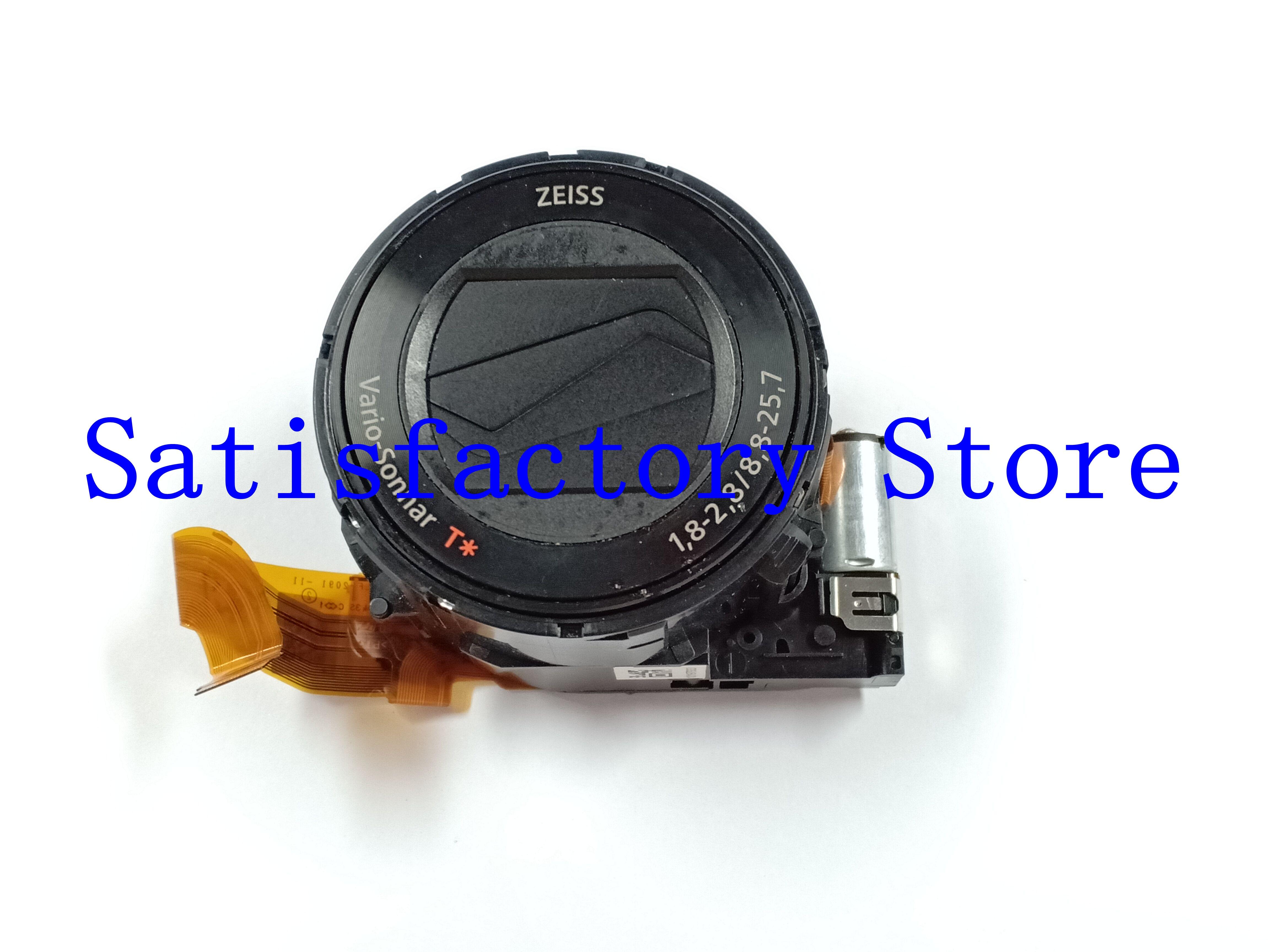 95% جديد RX100 III M3 عدسة التكبير لسوني سايبر شوت DSC-RX100III RX1003 RX100 M4 RX100 IV كاميرا رقمية إصلاح الجزء لا CCD
