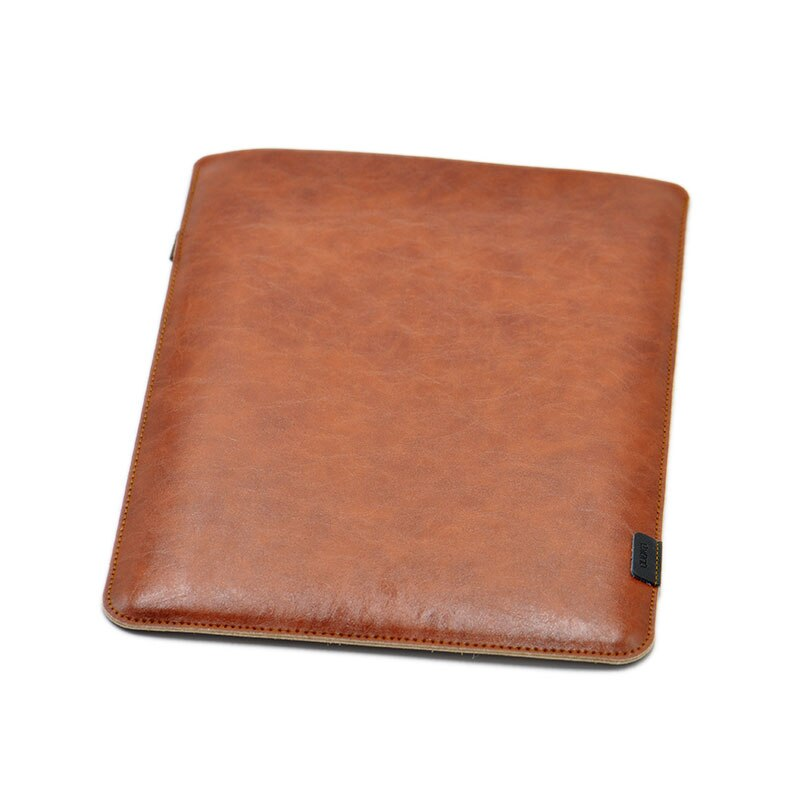Selling Ultradunne Super Slanke Sleeve Pouch Cover, microfiber Lederen Laptop Bag Case Voor Macbook Air Pro 13 15 16 2018 Mac 12