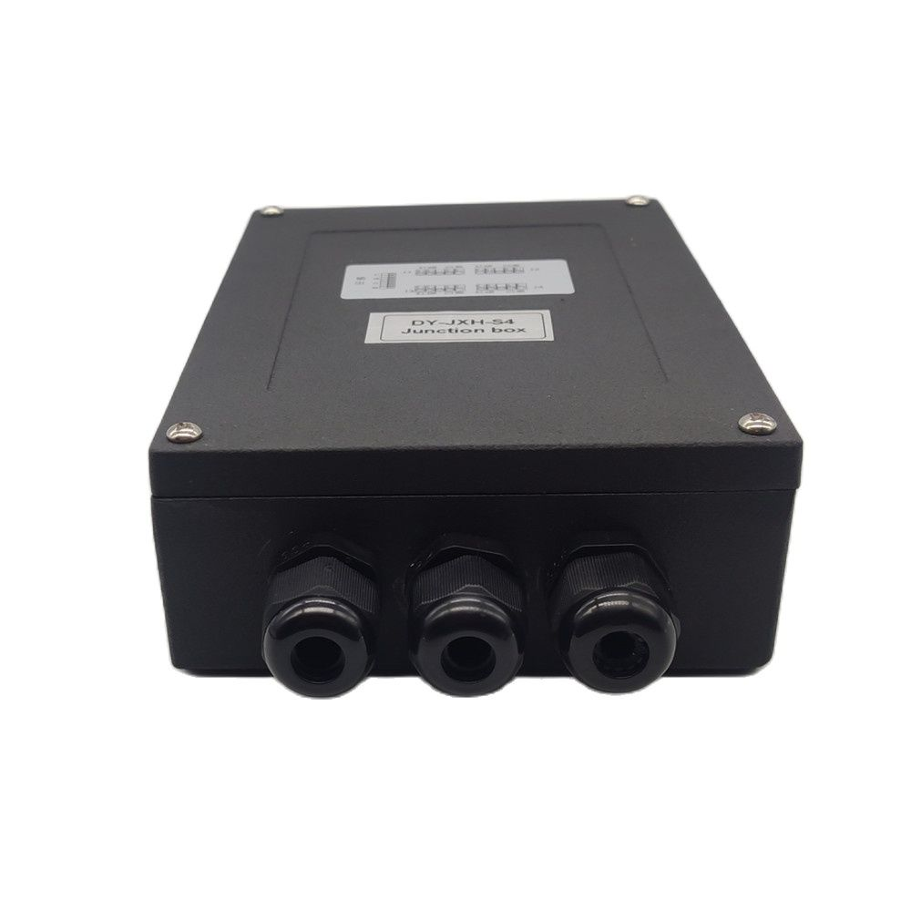 CALT متعدد المفاصل 3 4 6 8 10 طرق في 1 معدن مقاوم للماء وزن مقياس تحميل خلية صندوق وصلات Summator