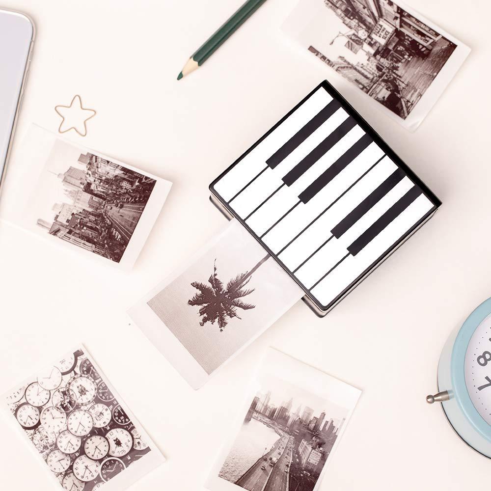 Impresora de fotos portátil, Phomemo-M02, Mini impresora portátil inalámbrica Bluetooth, impresora térmica móvil, impresora multifunción