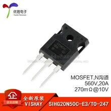 Echte Originele SIHG20N50C-E3 To-247 N-Channel 560 V/20A Mosfet Line