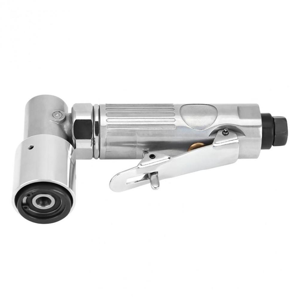 90 grad Luft Polierer Orbital Sander Exzentrische Polieren Maschine Pneumatische Schleifen Sander Werkzeug 15000 rpm