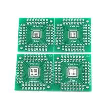 5 stücke QFN 56 64 SMD Drehen zu DIP Adapter PCB Board Converter Platte 0.5/0,8mm