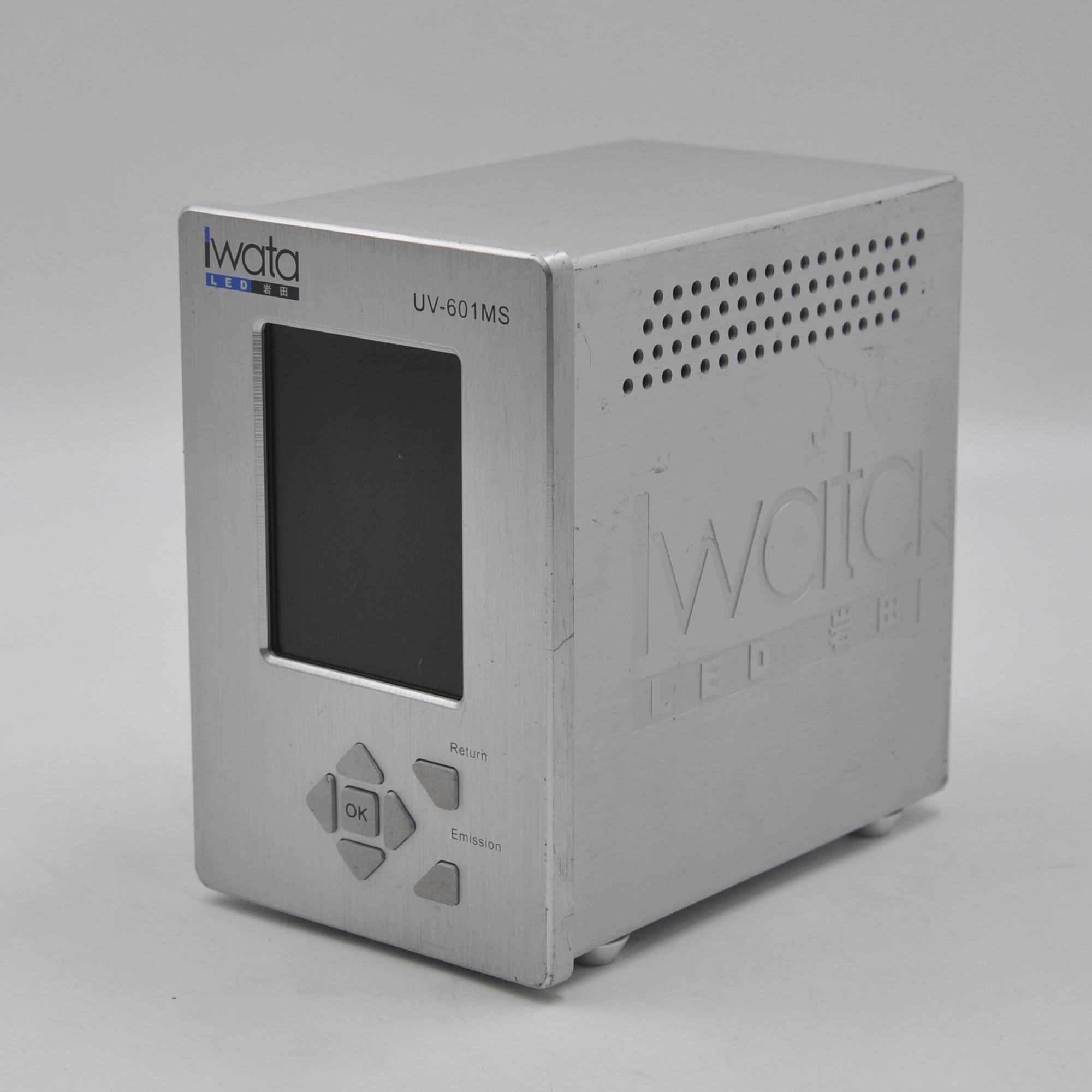 Japan Iwata UVLED point light source curing machine UV-601MS light curing machine original disassembly machine