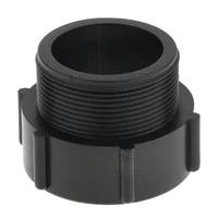plastic ibc tank tote adapter ibc tank adapter bsp male thread for dn50 bsp