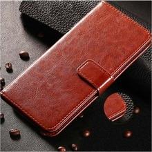 Pour Huawei P Smart Z housse de luxe fermeture magnétique support à rabat portefeuille en cuir téléphone sacs pour Huawei P Smart Plus 2018 2019