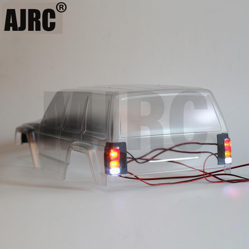 GRC 90046 Axial SCX10 90047 90046 light Cup Трехцветная задняя фара, запасные части R/c, аксессуары для радиоуправляемых моделей автомобилей