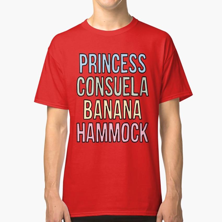 Princesse Consuela banane hamac t-shirt Phoebe princesse Consuela banane hamac F R I E N D S Tv émissions de télévision