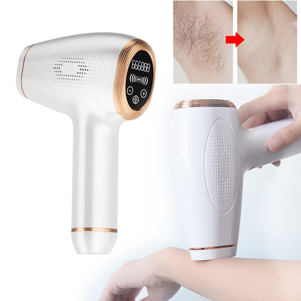 990000 Flash Permanent Laser Epilator Painless Laser Hair Remover Machine Depilator for Women Men Bikini Body Photoepilator