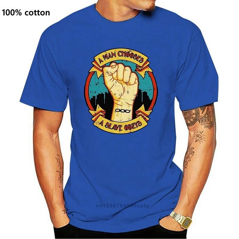 Новинка Женская рубашка Bioshock Rapture A Slave Obeys США размер S-Xxxl Zm1 наряд футболка