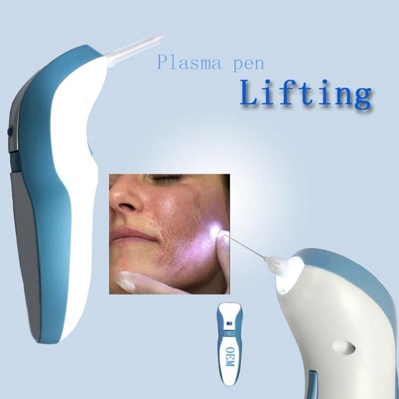 eyelid lifting beauty plasma pen skin tightening fibroblast plasma pen face lift maglev jet wrinkle mole removal machine