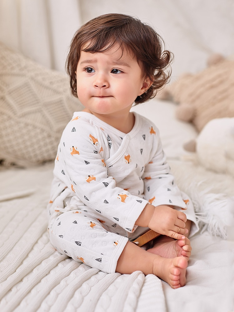 2021 Animals Spring Autumn Baby Jumpsuit Newborn Baby Clothes Kids Long Sleeve Underwear Cotton Boys Clothes Baby Girls Romper