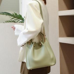 Fashion Womens Bucket Bag Designers Luxury Handbags Women's Shoulder Bag PU Leather Crossbody Bags for Women Fashion Handbags