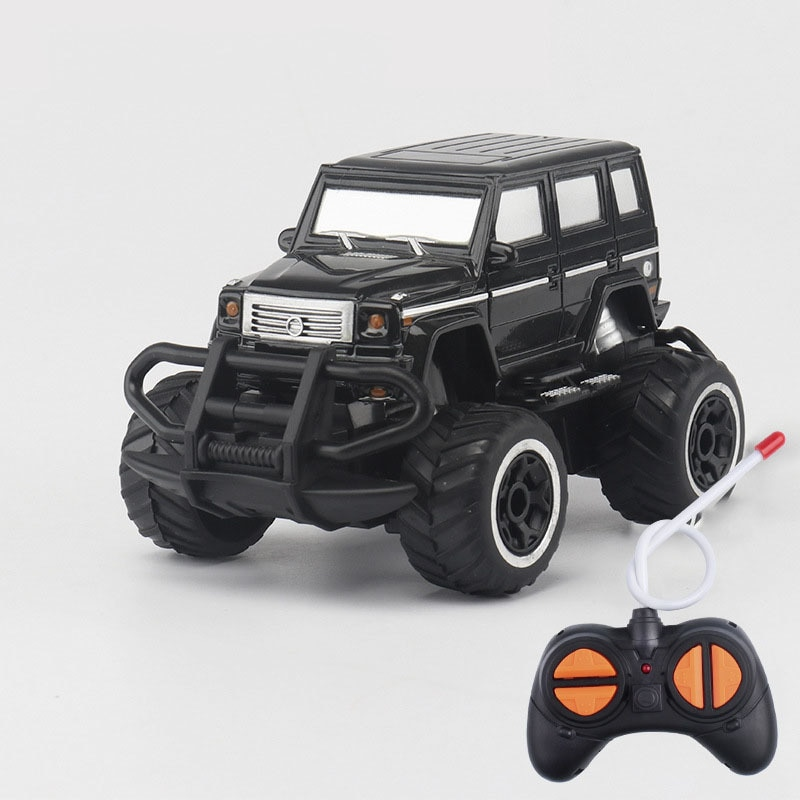 1:43 Rc Vehicles Children's Four-way Off-road Car Racing Wireless Remote Control Toy Car enlarge