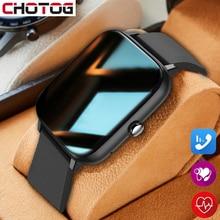 2021 Bluetooth Call Sport Smart Watch 1.54 Inch Big Screen Customize Wallpaper Smartwatch Men Women