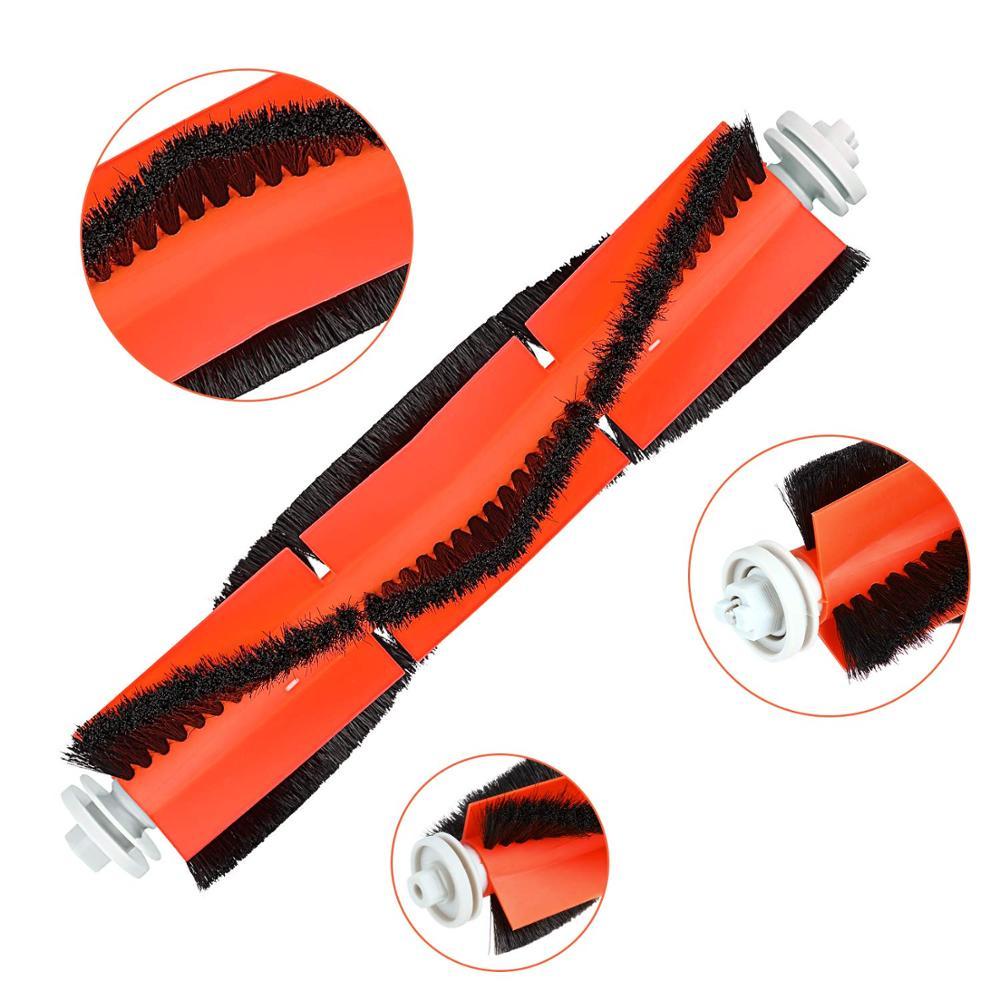 Piezas de repuesto del rodillo del cepillo principal para XIAOMI MI Roborock S50 S51 Xiomi Robot aspiradora Xaomi Accesorios repuestos