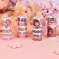 34 rollset kawaii pink washi tape cute cartoon decoration masking tapes diy diary scrapbooking collage stationery sticker