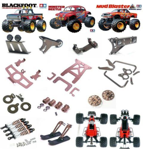 Nueva opción de piezas para coche TAMIYA 2WD Beetle / Blackfoot /Mud blaster RC