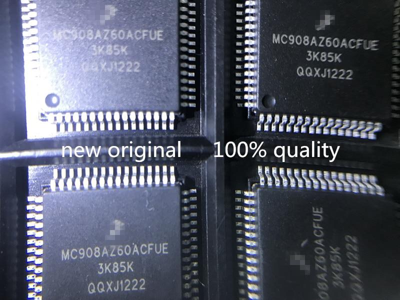 3 قطعة MC908AZ60ACFUE MC908AZ60 MC908 مكونات إلكترونية رقاقة IC جديد