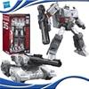 Hasbro transformer Cybertron decepticons의 포위 리더십 레벨 35 주년 기념 한정판 Megatron Color Matching