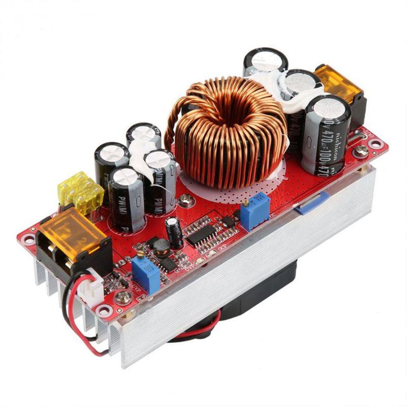 Новый 1800 Вт 35-40A 30A DC-DC постоянного тока модуль электроусилителя бустера оптовая продажа и Прямая поставка