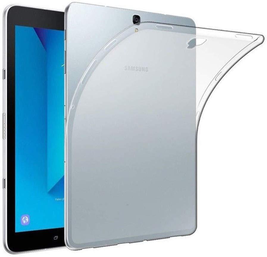 Tab A 8.0 SM SM-T385 SM-T380 Soft Funda For Samsung Galaxy Tab A 8.0 SM T380 T385 Case Silicone Transparent Slim Clear Cover