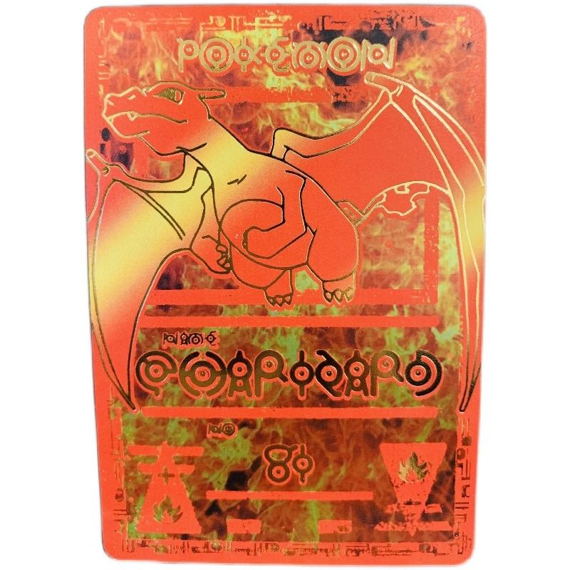Pokemon Ancient Totem Charizard Toys Hobbies Hobby Collectibles Game Collection Anime Cards