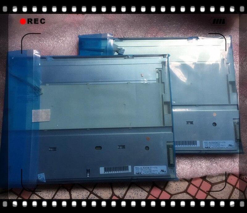 LCD وحدة الأصلي جديد NL8060BC31-17D NL8060BC31-17 industrialmachines الطبية معدات الشاشة