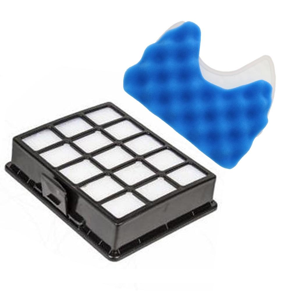 Vacuum cleaner Filters And Sponge Filter for samsung DJ97-00492A SC6590 SC6592 SC6520 SC6530 40 50 60 70 80 90 S6580 SC6532